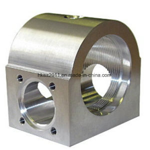 Custom Machining CNC Stainless Steel Gearbox Housing pictures & photos