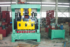 Hydraulic Scrap Metal Cutting Guillotine Shear pictures & photos