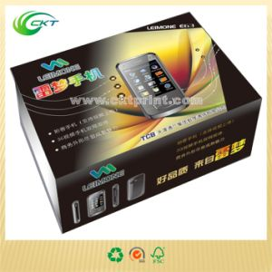 Full Color Printing Die Cut Storage Carton Box (CKT-CB- 711) pictures & photos