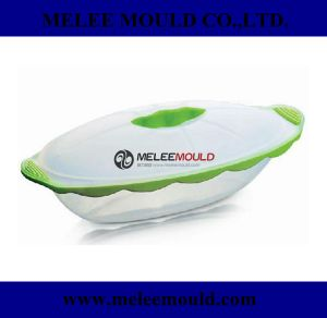 Plastic Product Mould for Oval Storage Container pictures & photos