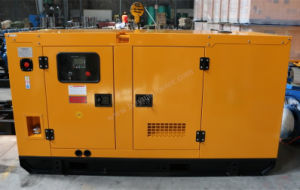 Chinese 4 Stroke Engine Silent Type Diesel Generator Set 5kw~250kw pictures & photos