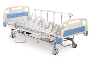 Five Functions Electric Hospital Bed pictures & photos