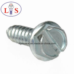Factory Price Carbon Steel Zinc Plated Hexagon Head Screw pictures & photos