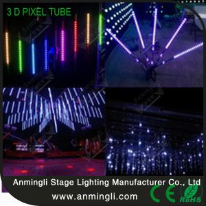 3D RGB LED Pixel Tube