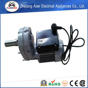 0.75HP AC 230V One-Phase Asynchronous Geared Motor pictures & photos