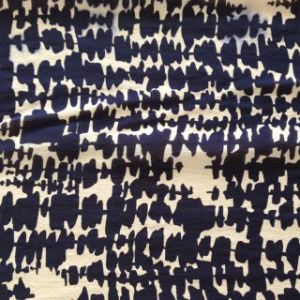 "Printed Silk Ggt in 8m/M 44"""