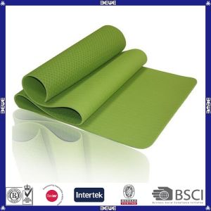 New Arrival Cheap OEM 3/4/5/6/7/8/9/10mm NBR Yoga Mat pictures & photos