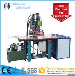 Chenghao Brand, Double Head - Oil Pressure High Frequency Machine for Leather Bag, Purse Embossing, Ce Approved pictures & photos