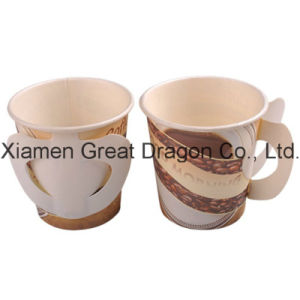 1.5-32 Ounce Hot Beverage Paper Cups and Lids (PC111003) pictures & photos