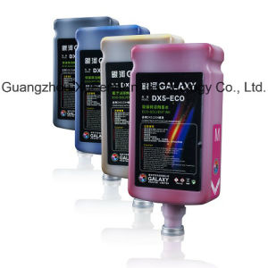 China Galaxy Eco Solvent Ink Print Heads pictures & photos