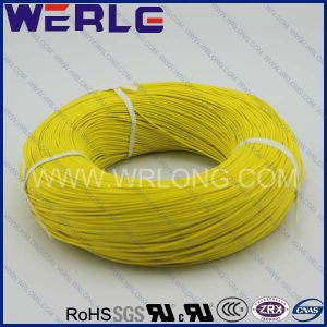 UL 3122 AWG 20 Silicone Insulated Fiberglass Braided RoHS Wire pictures & photos