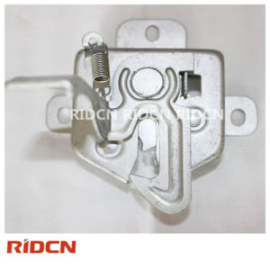 Stamping Part for Auto/ Customized Dacromet Automobile Stamping Part/ Car Accessories/OEM Hood Lock