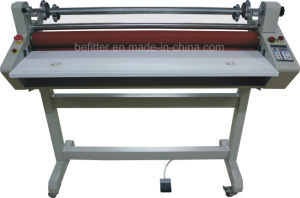 FM-1100II 1050mm Pet Film Hot Roll Laminating Machine, Photo Album Laminator pictures & photos