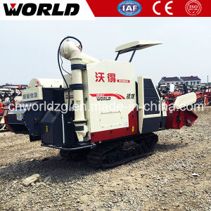 Compact Rice Thresher with 88HP Diesel Engine pictures & photos