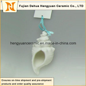 Handmade Ceramic Ocean Series White Pendant (garden decoration) pictures & photos