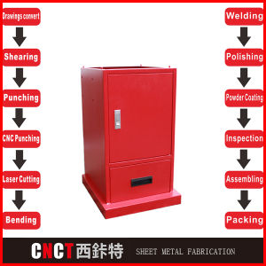 Cheap Price Customized Metal Cabinet Box Supplier pictures & photos