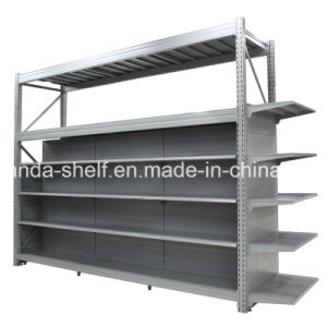 Multi-Function Supermarket Equipment for display Shelf and Storage Rack Combination pictures & photos