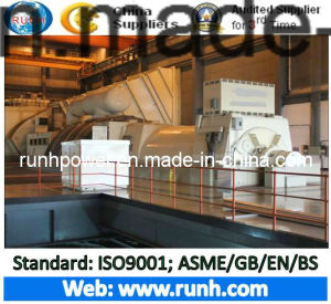 Condensing Steam Turbine for Power Plant pictures & photos