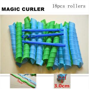 18PC/75cm Large Magic Curler Roller (HEAD-59)