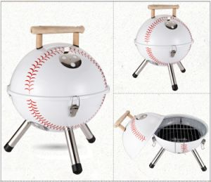 Outdoor Portalbe Camping Charcoal BBQ Grill for Garden pictures & photos