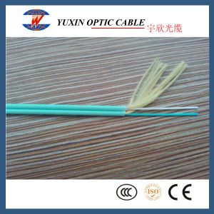 Multimode Om3 Duplex Fiber Optic Cable for Patch Cord