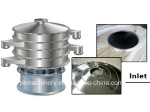 Vibrating Screen Machine for Powder pictures & photos