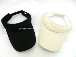 Customized Cotton Plain Colorful Flexit Sun Visor pictures & photos