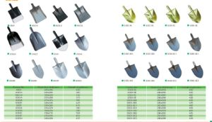 Different Type of Shove Spade Garden Tools Agricultural Tools Wth Handle pictures & photos