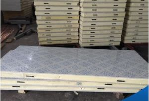 Polyurethane Sandwich Panel with CE Approved pictures & photos