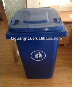 Injection HDPE 360L Waste Container pictures & photos