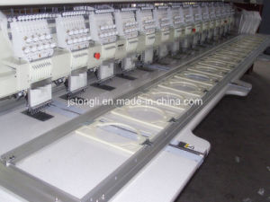 9 Needles 15 Heads Plain Embroidery Machine (TL-915) pictures & photos