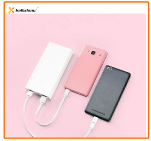Portable 20000mAh Power Bank with Power Indicator Light pictures & photos
