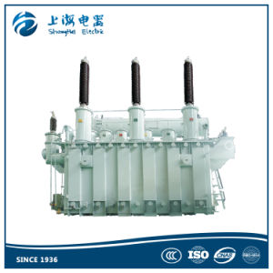 110kv Three-Phase on-Load Tap-Changing Electric Power Transformer pictures & photos