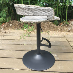 Rattan Furniture Outdoor Bar Stools for Hotel Lobby and Villa (FS-R001) pictures & photos