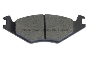 High Quality Brake Pads Super Friction Material for Isuzu pictures & photos