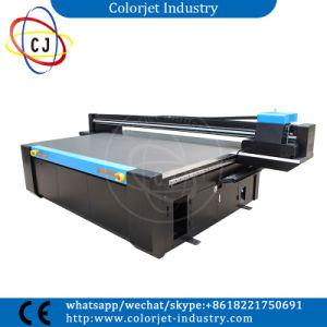 Large Format UV Flatbed Printer for Ceramic Tile/Glass/Metal/Wood/Aluminum Plastic Board/Foam Board/T-Shirt pictures & photos