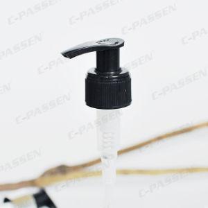 Black Plastic Lotion Pump for Lotion Bottle (20/410) pictures & photos
