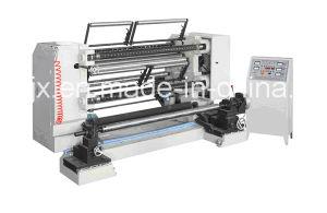 Vertical Type Slitter Rewinder Roll Film Machine (LFQ-1300) pictures & photos