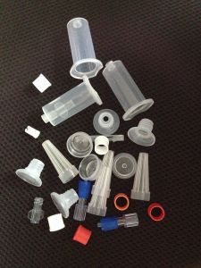 Plastic Injection/ Machining Part/ Molding Medical Parts pictures & photos