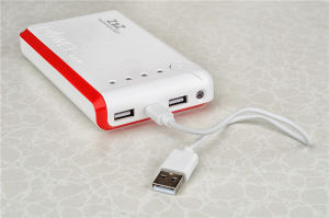 External Portable Emergency Power Bank pictures & photos