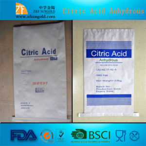 Hot Selling 10-40 Mesh Citric Acid Anhydrous