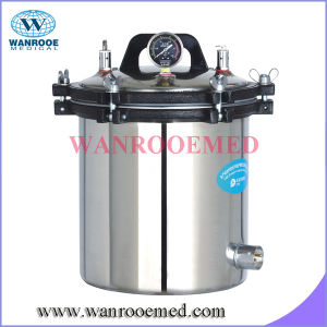 Electric or LPG Heated Portable Pressure Steam Sterilizer pictures & photos
