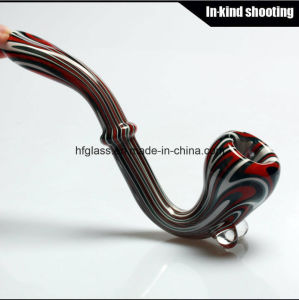 Smoking Sherlock Pipe Shisha DAB Wax Thick Smoking Hookah Hand Blown Heady Tobacco Bubbler Wholesale pictures & photos