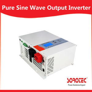 Manufacturing China 1-10kVA 120/220/230/240VAC Pure Sine Wave Output Square Wave Inverter for Home pictures & photos