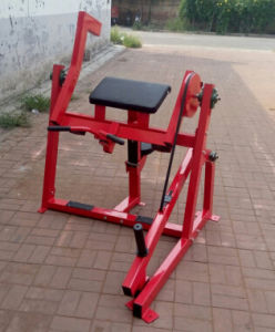 Fitness Equipment /Hammer Strength/Gym Machine / Seated Biceps pictures & photos