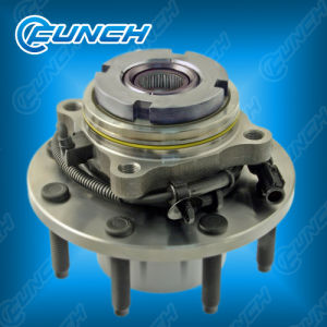 Front Ford Super Duty F-350, F-250, Excursion ABS 4WD Wheel Hub and Bearing Assembly 515020 pictures & photos