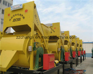 Jdc500 Portable Cement Concrete Mixers, Ready Mix Concrete Mixer pictures & photos