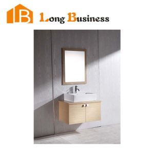 Small Melamine Bathroom Cabinet Vanity for Sale LBJX2166 pictures