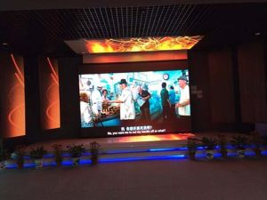 P4.81 Indoor Full Color DJ LED Screen pictures & photos