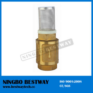 Brass Strainer Valves with Bottom Price (BW-C10) pictures & photos